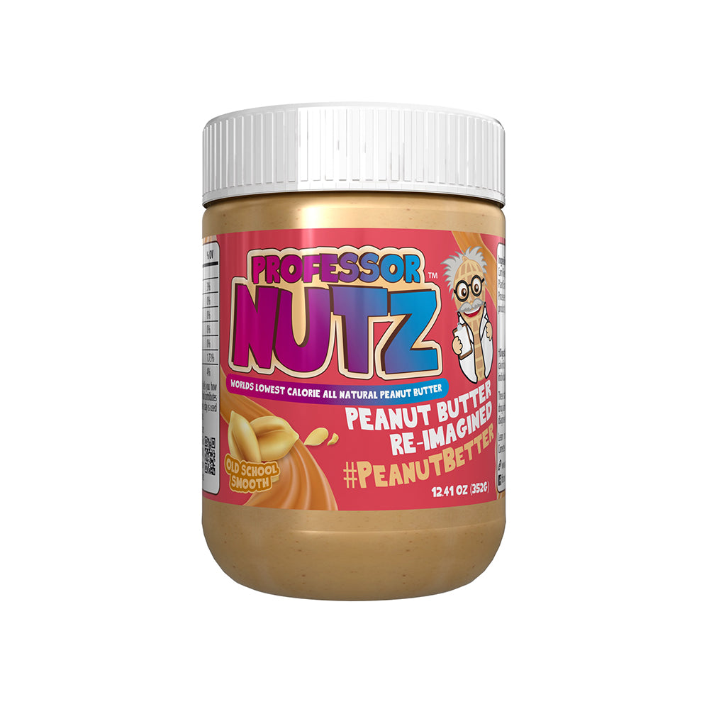 Project AD | Professor Nutz Peanut Butter