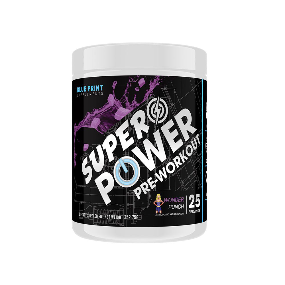 Blue Print Supplements | SUPERPOWER