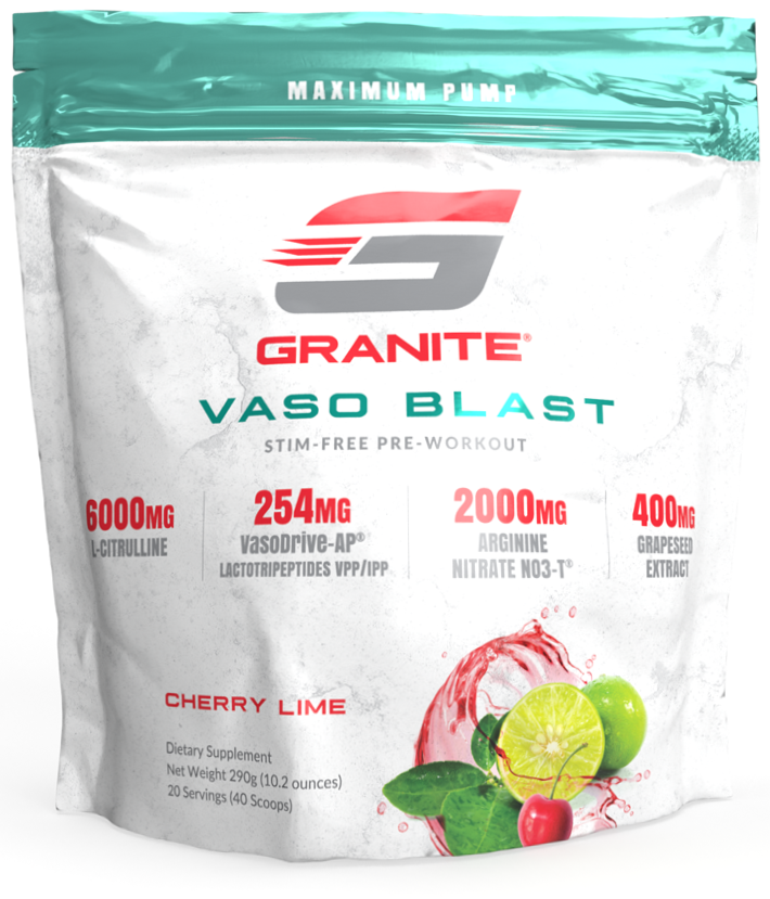 Granite Supplements | Vaso Blast