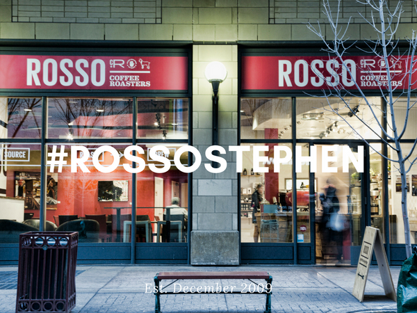 Rosso Stephen Ave