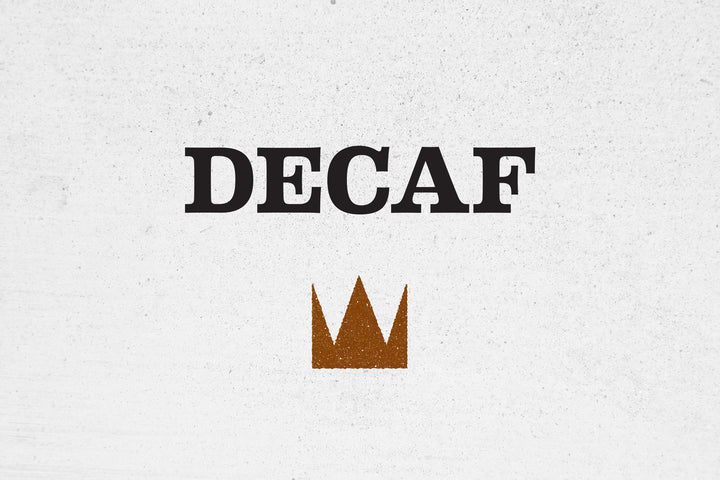 HOME COFFEE PLAN DECAF