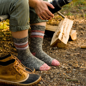 Camp Socks by Friday Sock Co.