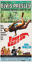 EASY COME EASY GO FILM Rgof-POSTER/REPRODUCTION d1 AFFICHE VINTAGE