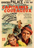 CAPITAINE COURAGEUX FILM Rsoh-POSTER/REPRODUCTION d1 AFFICHE VINTAGE
