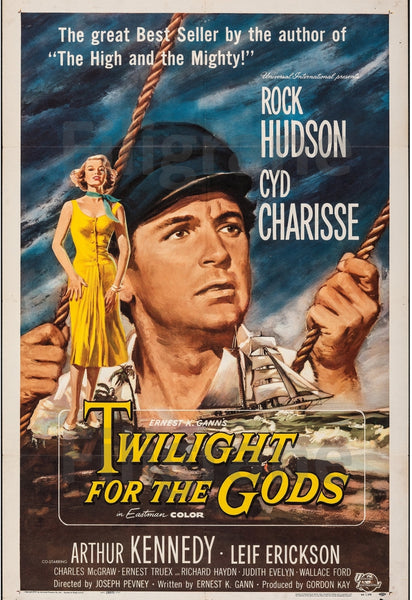 CINéMA TWILIGHT for the GODS Rjpi-POSTER/REPRODUCTION d1 AFFICHE VINTAGE