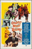 COUNTRY MUSIC HOLIDAY FILM Rsci POSTER/REPRODUCTION  d1 AFFICHE VINTAGE
