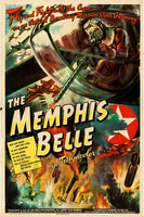 The MEMPHIS BELL  FILM Rnif POSTER/REPRODUCTION  d1 AFFICHE VINTAGE
