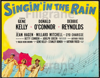 FILM SINGIN' in the RAIN Rasl-POSTER/REPRODUCTION d1 AFFICHE VINTAGE