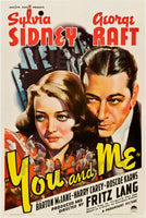 FILM YOU and ME Rguq-POSTER/REPRODUCTION d1 AFFICHE VINTAGE