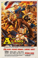 FILM The ALAMO Rghu-POSTER/REPRODUCTION d1 AFFICHE VINTAGE