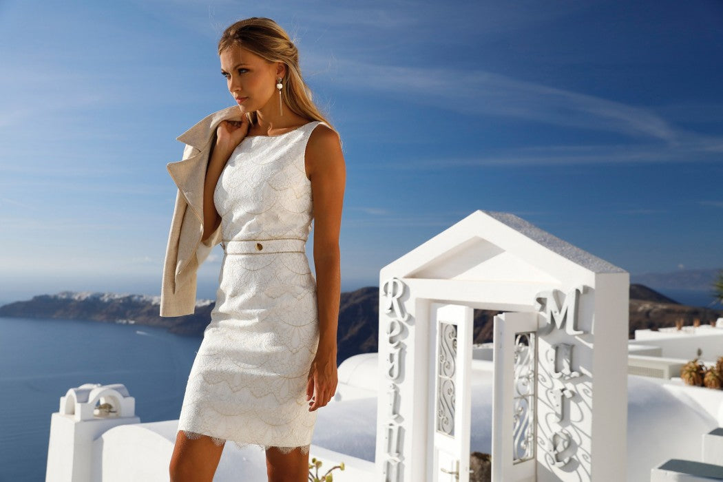 Linea Raffaelli Dress Set 208