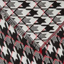Load image into Gallery viewer, Codello Houndstooth Scarf