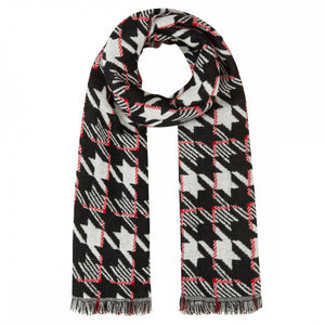 Codello Houndstooth Scarf