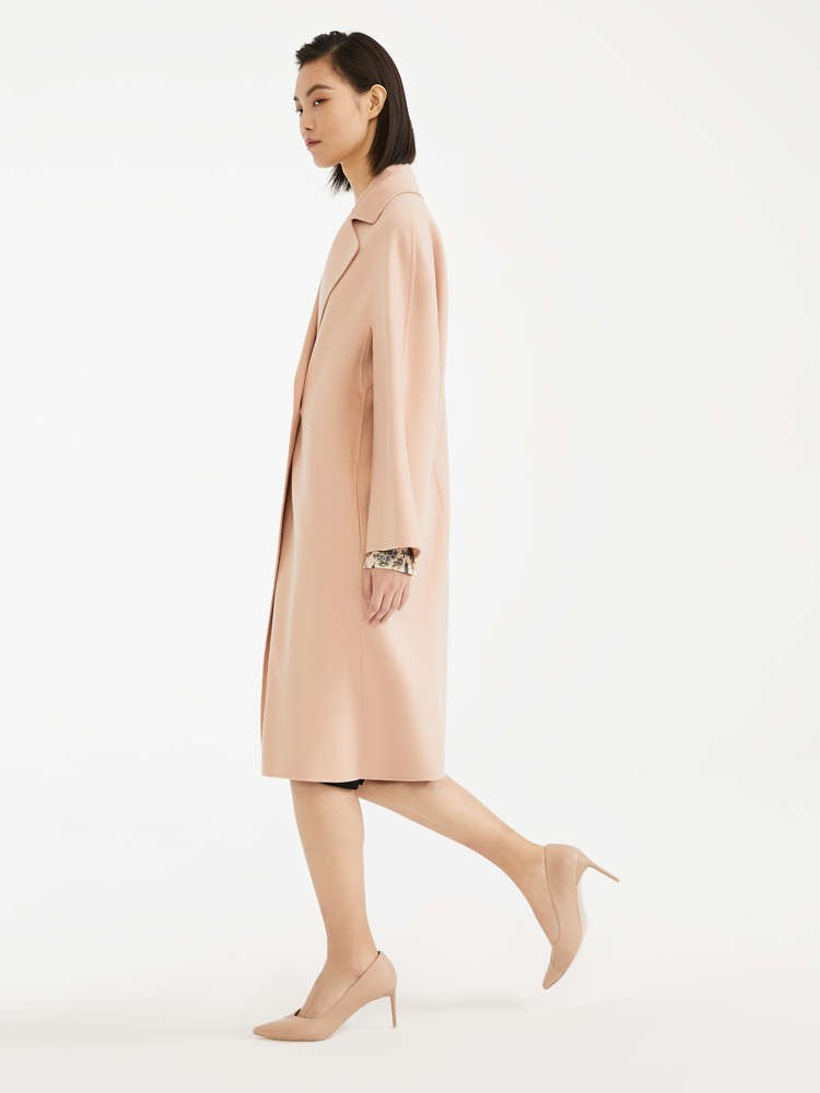 Max Mara Studio Wool And Cashmere Coat