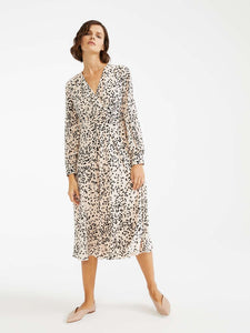 MaxMara Silk Crepe Dress