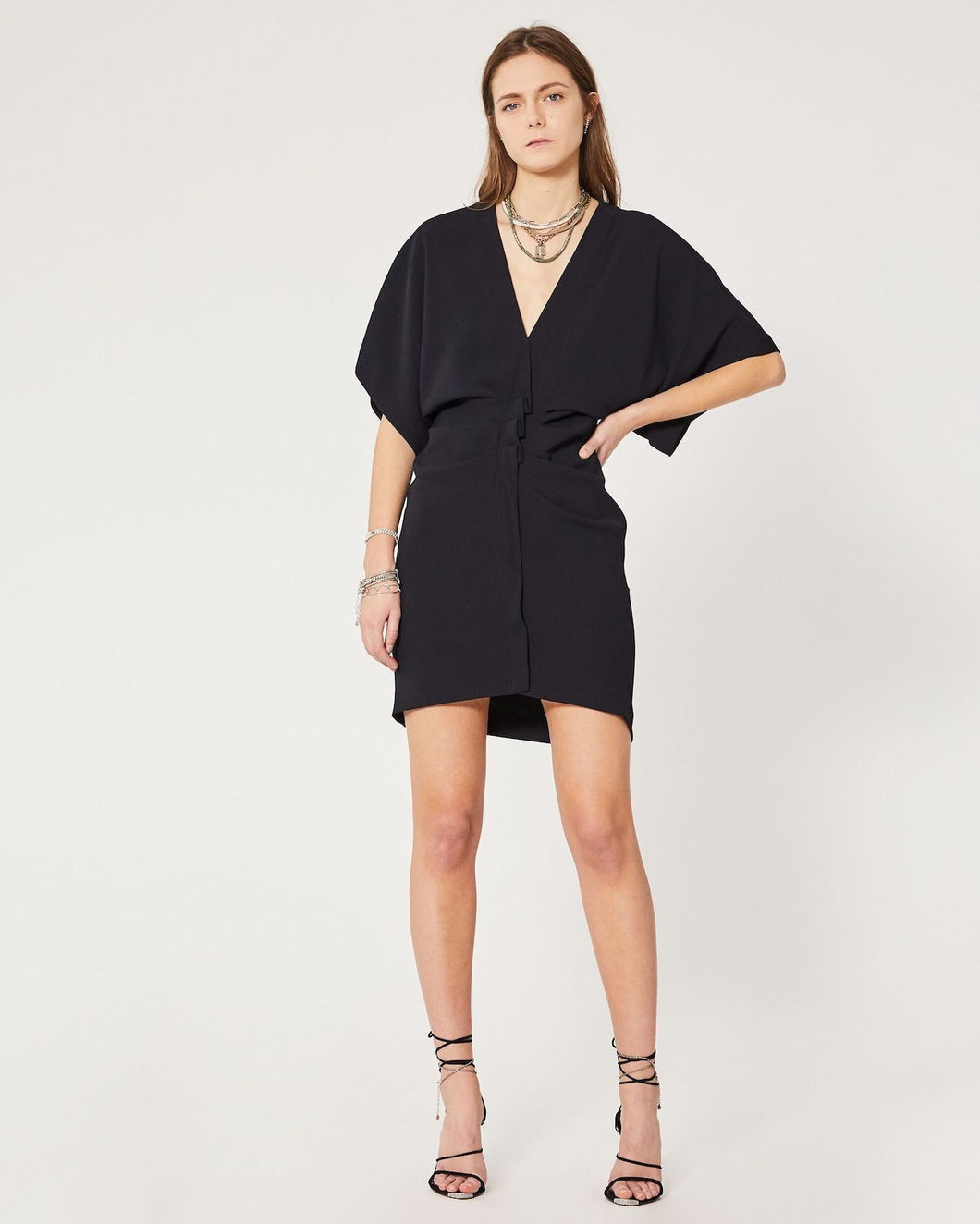IRO Coudert black dress