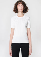 Load image into Gallery viewer, Escada Off White round neck top
