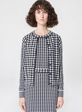Load image into Gallery viewer, Escada Knit Jacquard Cardigan