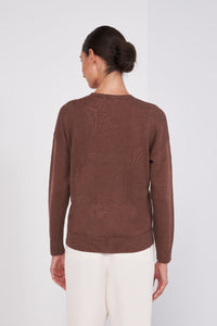 Peserico Sweater with chain detail