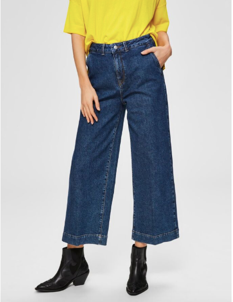 Selected Femme Wide legged jeans
