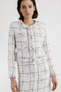 Carolyn tweed jacket