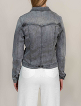 Load image into Gallery viewer, Ash denim jacket