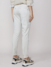 Load image into Gallery viewer, White sand trousers