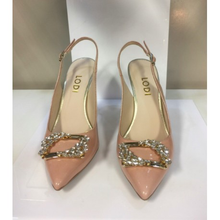Load image into Gallery viewer, Lodi jewel slingback