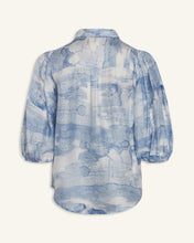 Load image into Gallery viewer, Love & Divine Shirt with Puff Sleeve