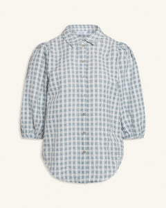 Love & Divine Shirt In Check