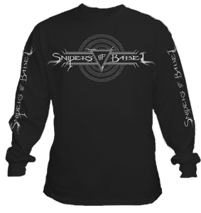 Snipers Of Babel Long-Sleeved Logo Shirt