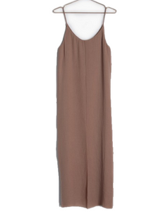 The Audrey dress in Mocha