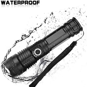 Powerful Flashlight - Waterproof