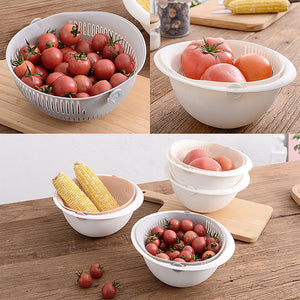 Vegetable Fruit Basket Drain