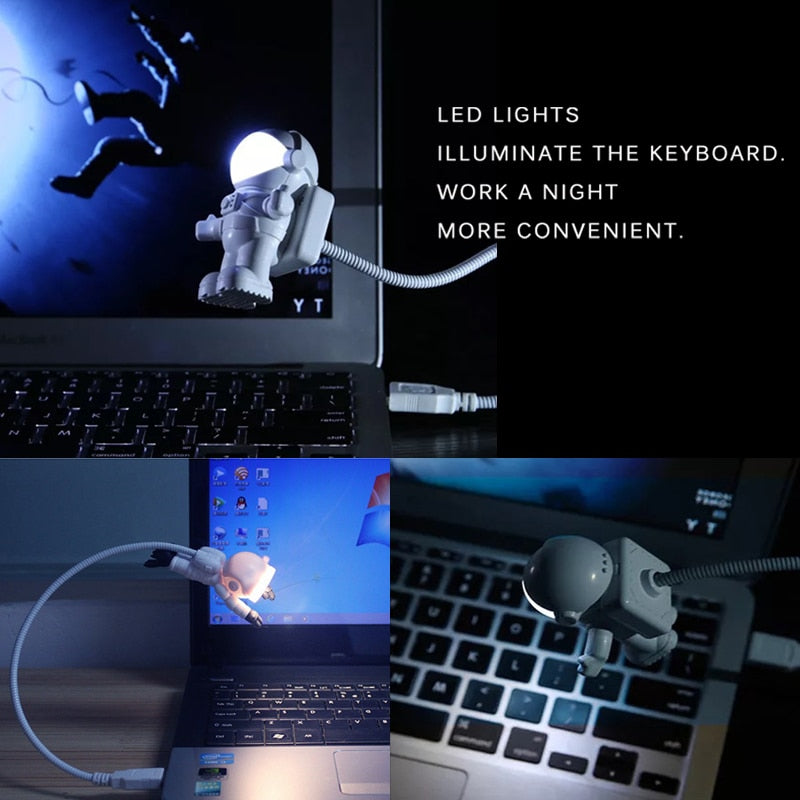 LED Night Lights - Spaceman