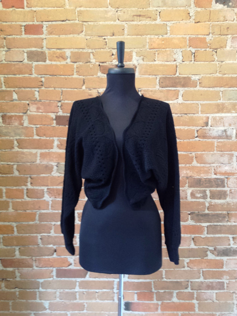 cozy bolero - SOLD OUT