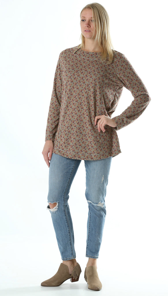 socorre tunic top