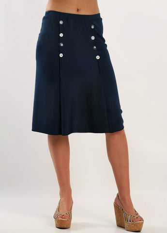 blue mar skirt - SOLD OUT