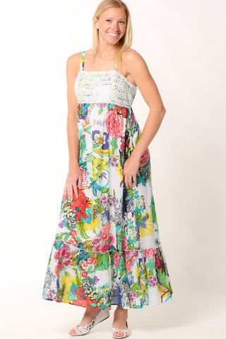 florine maxi dress - SOLD OUT