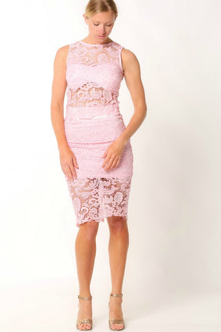rose top & skirt set