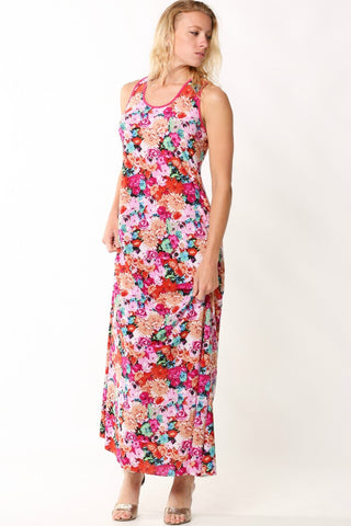 flor maxi dress - SOLD OUT