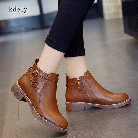 Autumn Female Casual Shoes