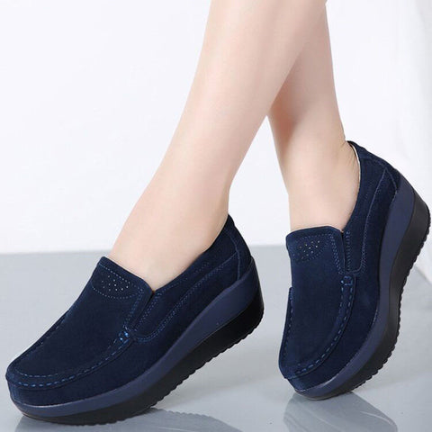 2020 Spring Women Flat Shoes