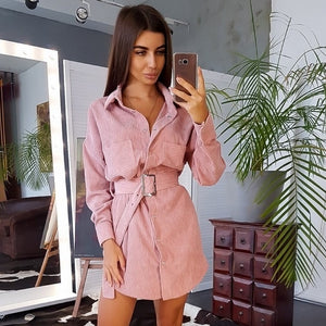 Women  2020 New Fashion  Autumn Winter Shirt