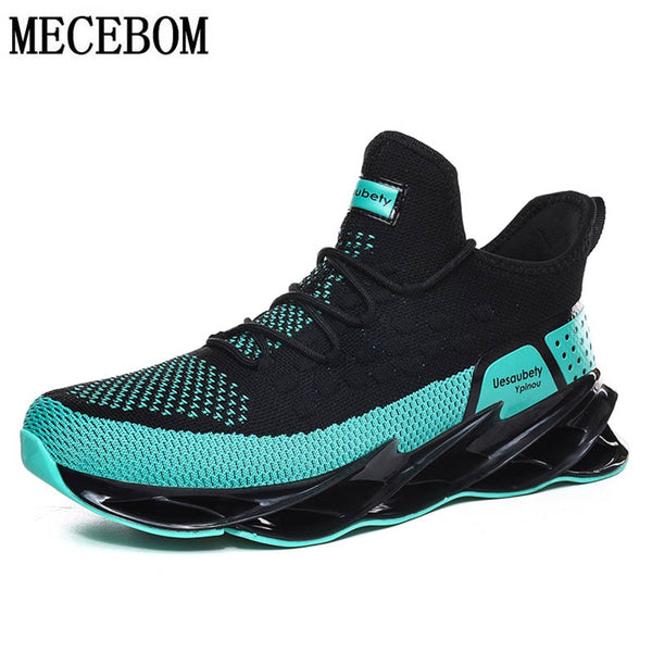 Men Mesh Sneakers Vulcanized Shoes