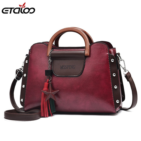 2021New Fashion Luxury Women PU Leather Handbags