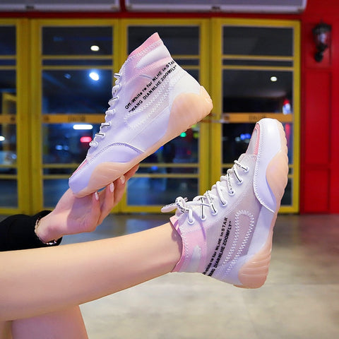 Women Sneakers Comfortable Outdoor Solf Woman Running Shoes