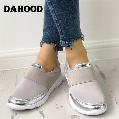 DAHOOD Women Loafers Flat Shoes