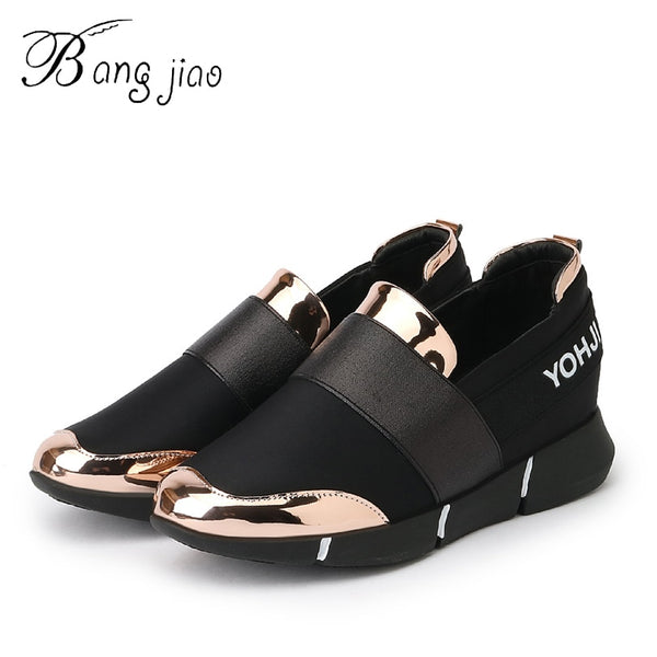 Women Casual loafers Breathable Summer Flat Shoes