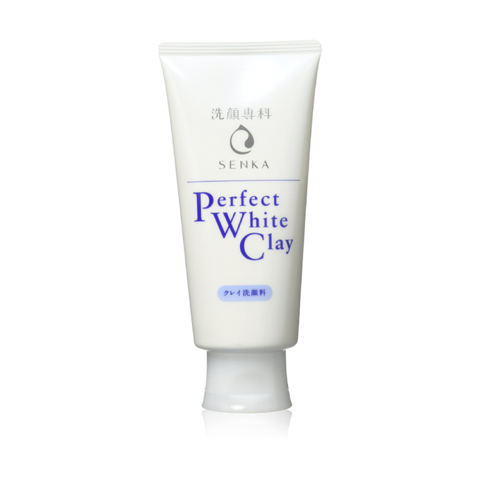 Shiseido Senka Perfect White Clay Facial Cleanser 120g - Tokyo-On